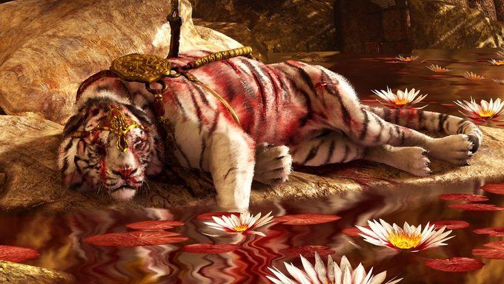 картинки кровавый тигр течением плодоношения