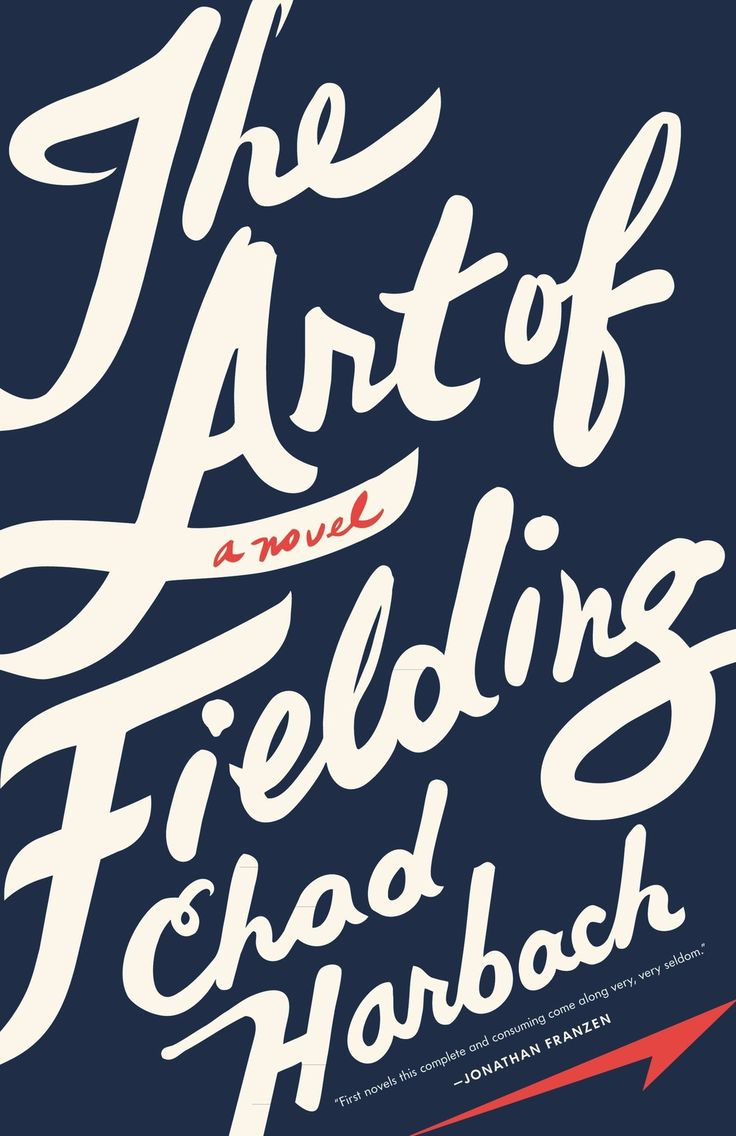 BASEBALL. The Art of Fielding by Chad Harbach. At Westish College, a small school on the shore of Lake Michigan, baseball star Henry Skrimshander seems destined for big league stardom. But when a routine throw goes disastrously off course, the fates of five people are upended.