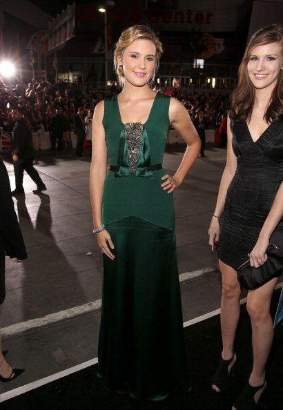 "Maggie Grace at 'The Twilight Saga: Breaking Dawn - Part 2"" Premiere"