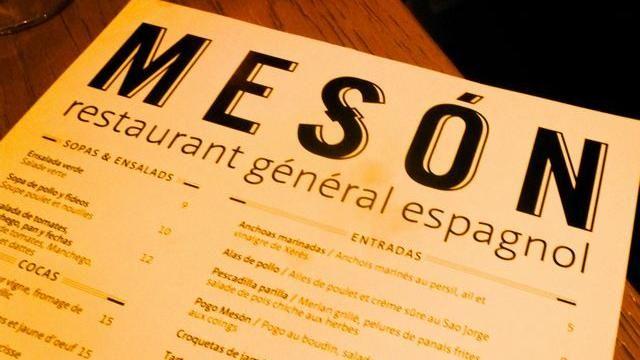 restaurant espagnol bastille paris
