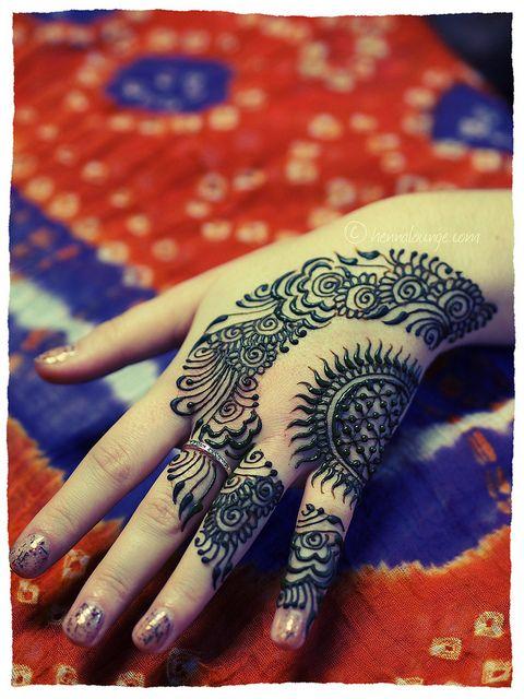 Henna ~ by Darcy Vasudev
