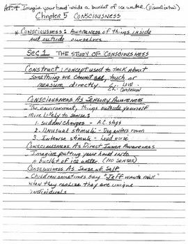 ap psychology consciousness essay Ap psychology free response questions below is a list of all of the free response questions on the may ap psychology exam, dating back to 1993 note that the topics are a mix of various units recall the hints for addressing the frqs: define – example – application see apcentralorg under psychology for more information 1992 (3 content areas.