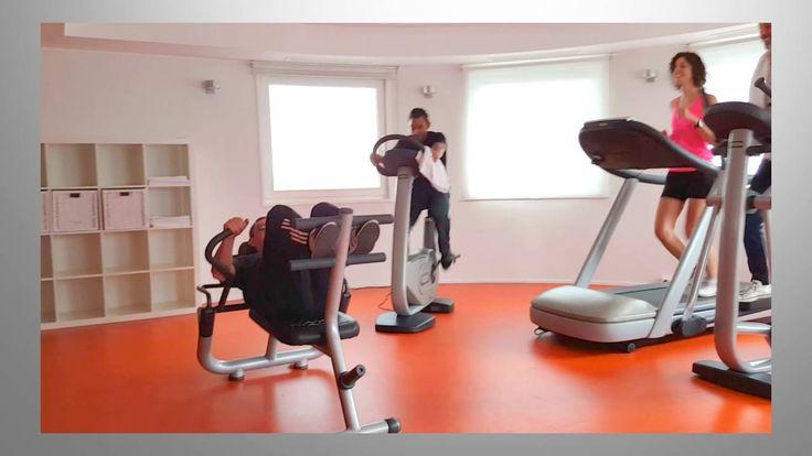 A l'occasion de la course Run & Dance, les plus sportifs d'entre nous s'entraînent au quotidien dans la salle fitness de l'hotel Ibis Luxembourg Aéroport http://www.hotel-ibis-luxembourg.com/fr/informations/actualites/141-fitness-danse.html #Luxembourg #IbisLuxembourg