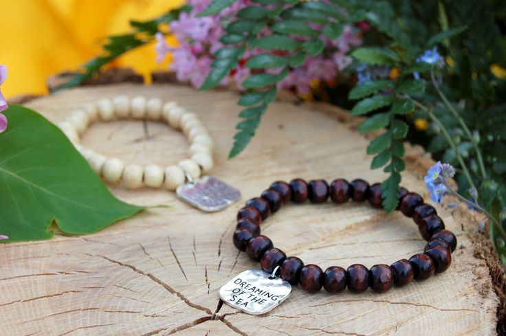 Wooden Ocean Bracelet