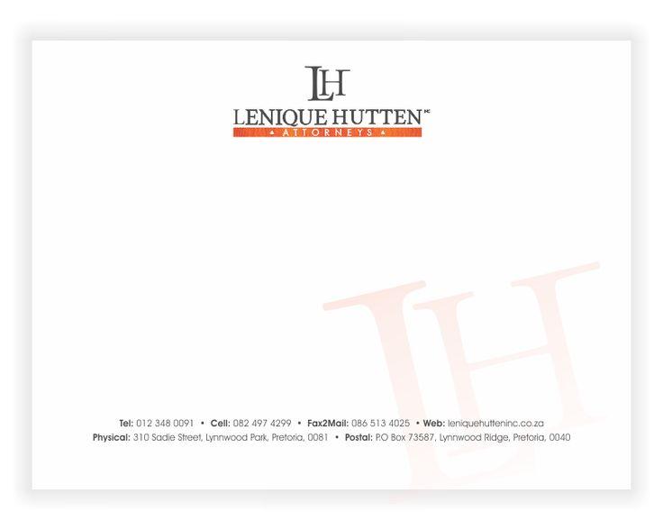 Web Concept Design 5 - Lenique Hutten  © www.designbyinvitation.co.za