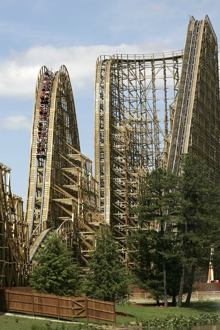 Six Flags Great Adventure - need to plan a visit here