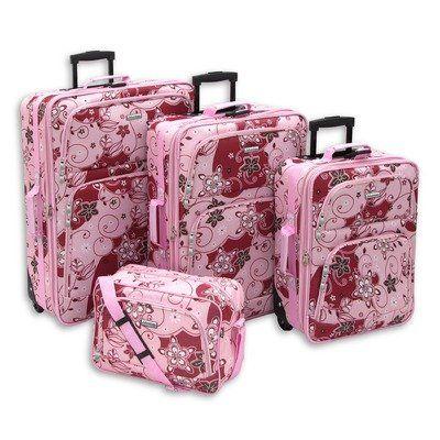 78 best LUGGAGE images on Pinterest | Luggage sets, Cute luggage ...