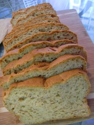 Udi's Gluten Free Bread Recipe – Whole Grain Style - author says it's super soft.  Let's give this one a try!