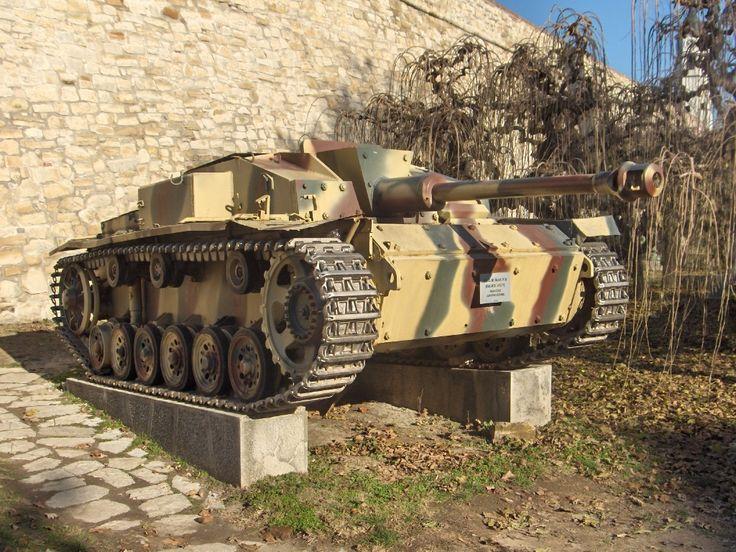 Sturmgeschütz III Belgrad