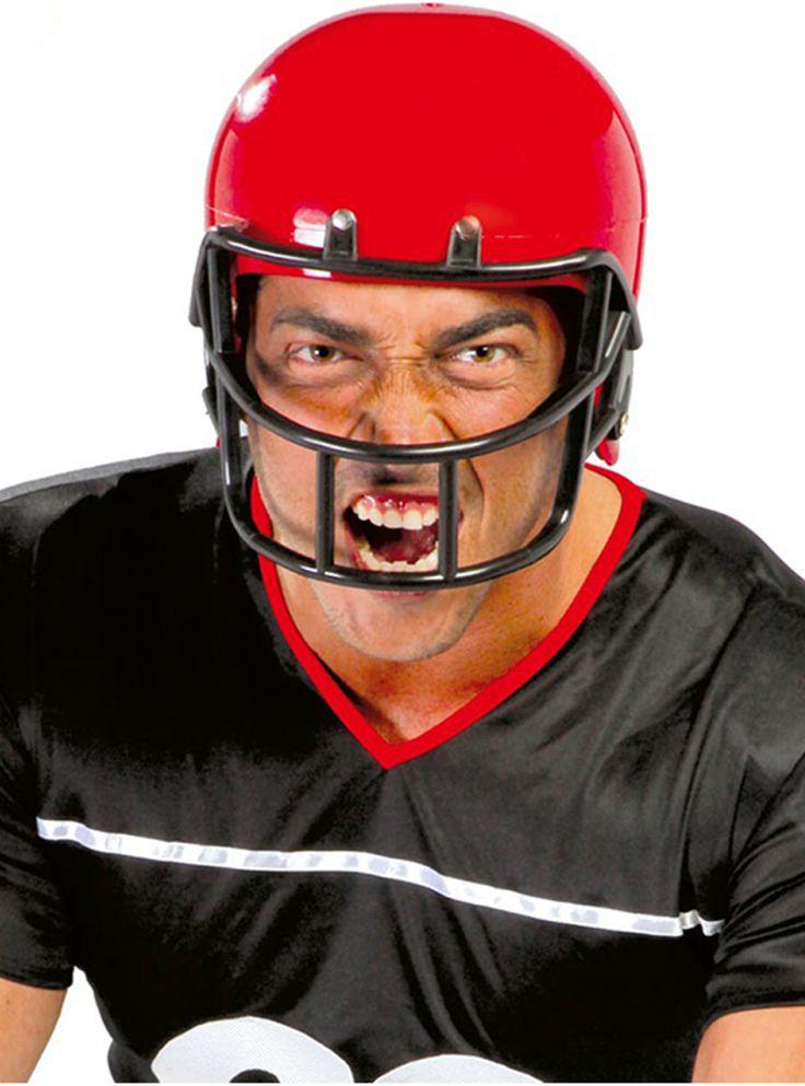 Amerikansk fodbold hjelm   Funidelia (Males til Keen)