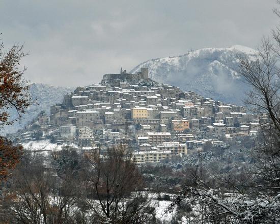 Guidonia Montecelio (Roma) - winter 2012