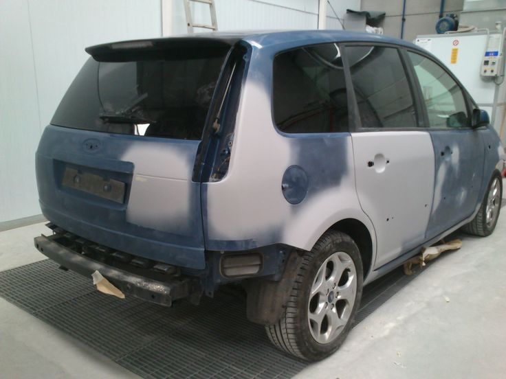 Ford pintura general