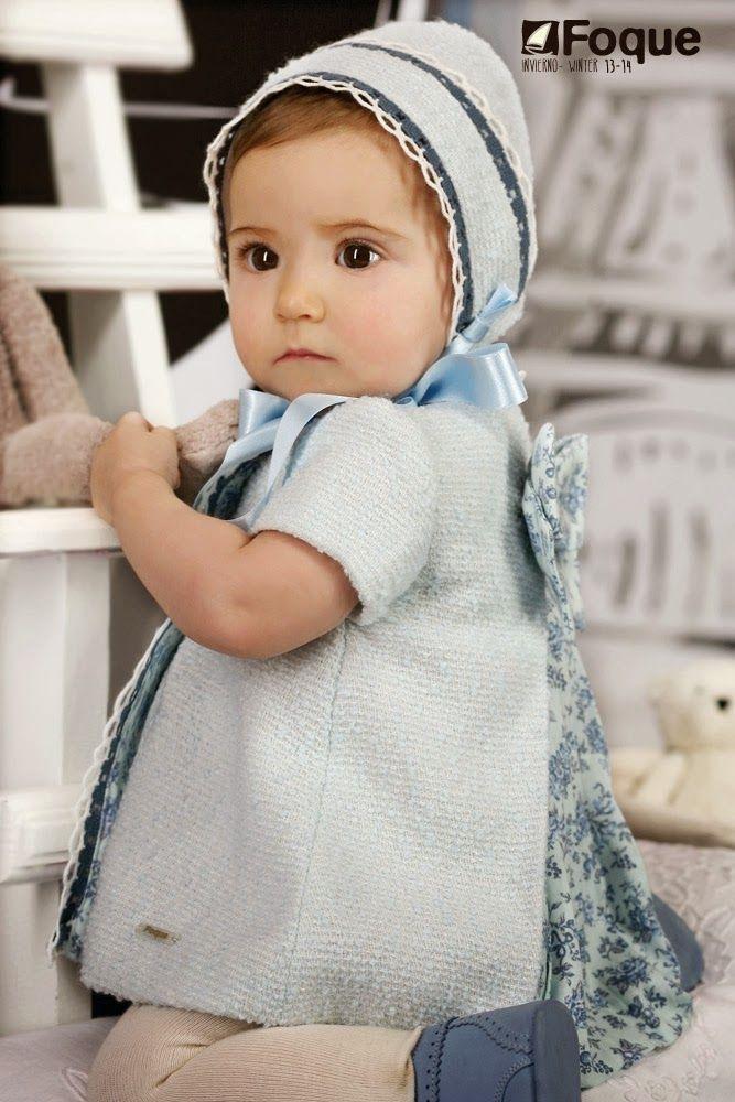 """Maravilloso este vestido de la colección chanel de Foque, cuidada en detalles, desde la tela, el color en azul """"hielo"""".  Tallas disponibl..."""