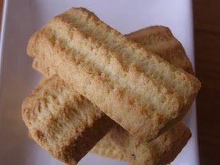 Μπισκότα με σησαμέλαιο και πορτοκάλι (Νηστήσιμα)   e-Συνταγόκοσμος