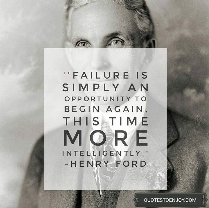 Inspirational Quotes About Failure: Best 25+ Henry Ford Quotes Ideas On Pinterest