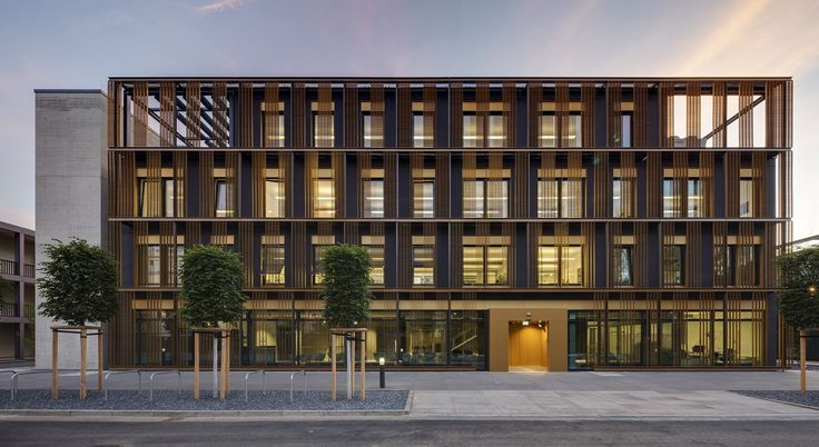 Image 1 of 25 from gallery of Center for Systems Biology Dresden / Heikkinen-Komonen Architects. Photograph by Jussi Tiainen