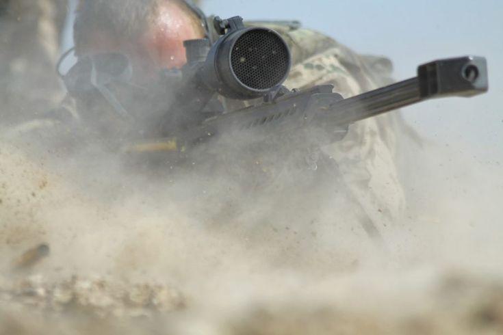 POTD: ISAF Einsatz Snipers with Barrett M82/M107 - The Firearm BlogThe Firearm Blog