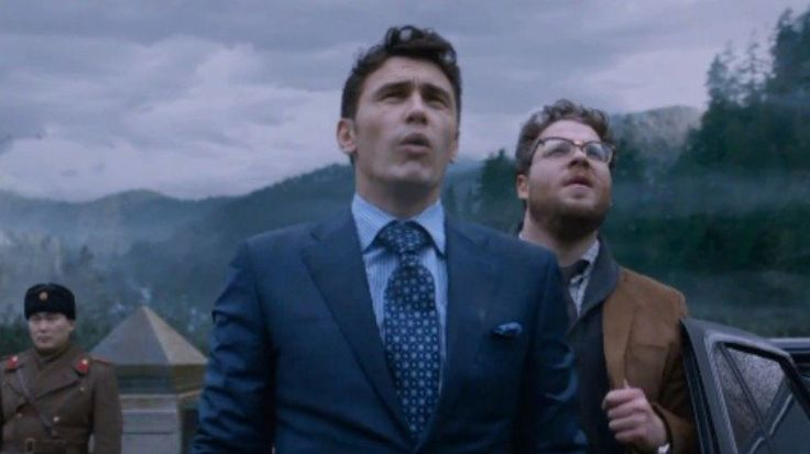 North Korea declares Seth Rogen and James Franco movie an act of war