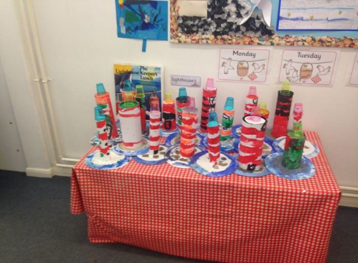 The Lighthouse Keepers Lunch Classroom Display Photo - SparkleBox