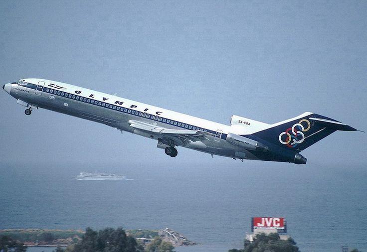 Olympic Airways B 727-284 (Mount Olympus)  [SX-CBA]