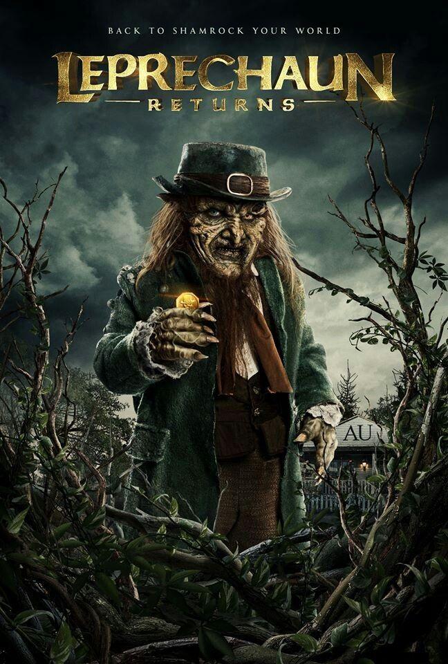 Leprechaun Películas Clásicas De Terror Peliculas De Terror Cine De Terror