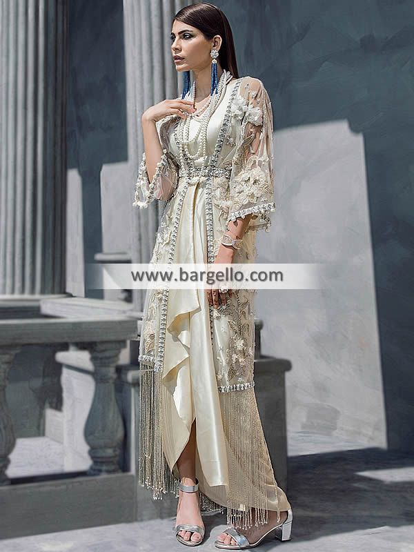 Pakistani Designer Party Dresses Jackson Heights New York Usa Elan
