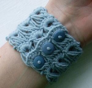 ˜Crochet Bracelet Pattern