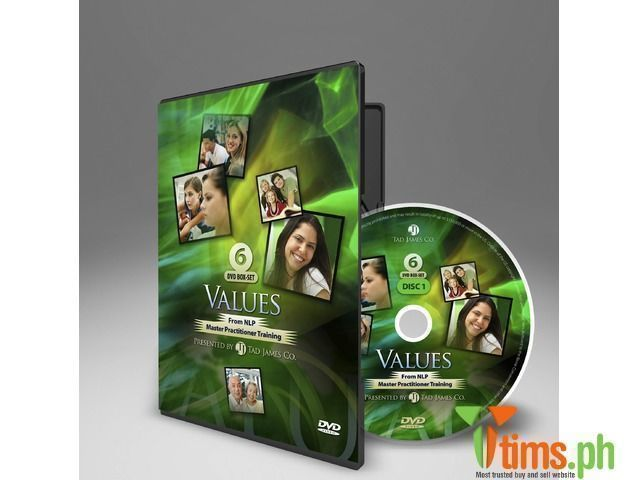 Find the best and affordable brand new and second hand CDs, DVDs, and Bluray Discs for sale at tims.ph - Values – from NLP Master Practitioner Trainingractitioner Training What if you could know… * The quickest way to underst..., Marikina - Metro Manila - Philippines