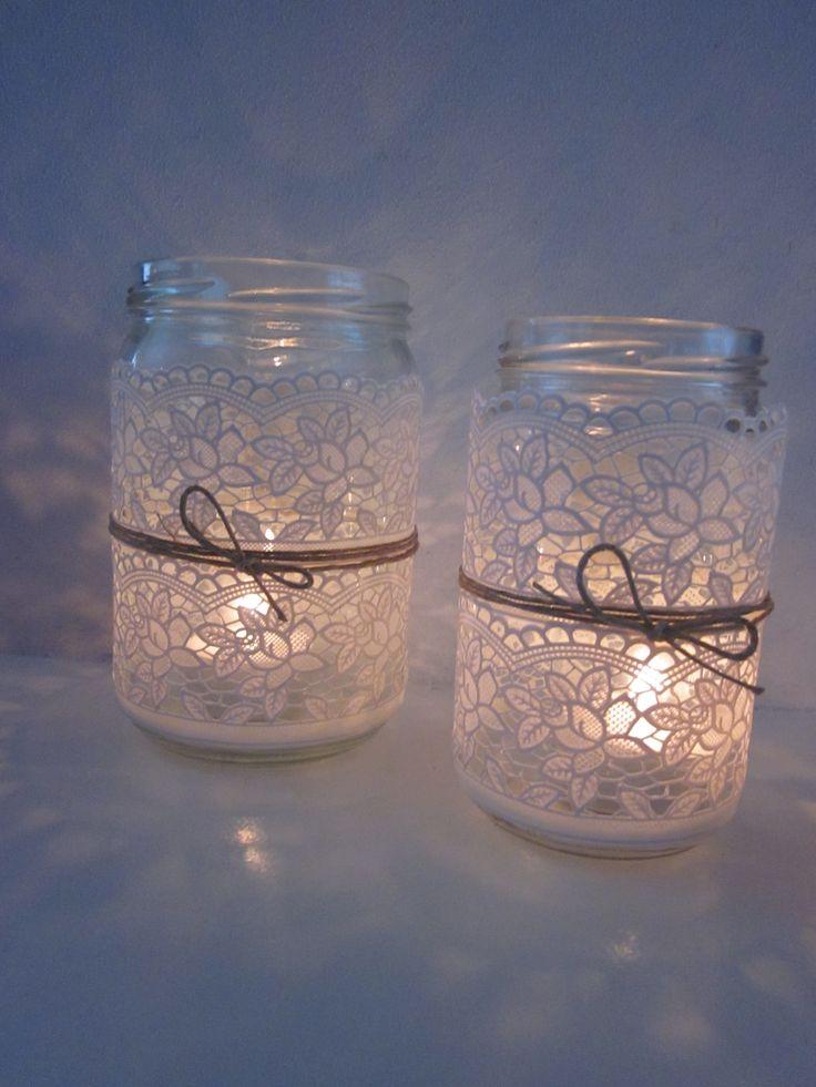 Trendy woonaccessoires, kijk op facebook bij NJoy Love. Leuk voor je wedding als decoratie!