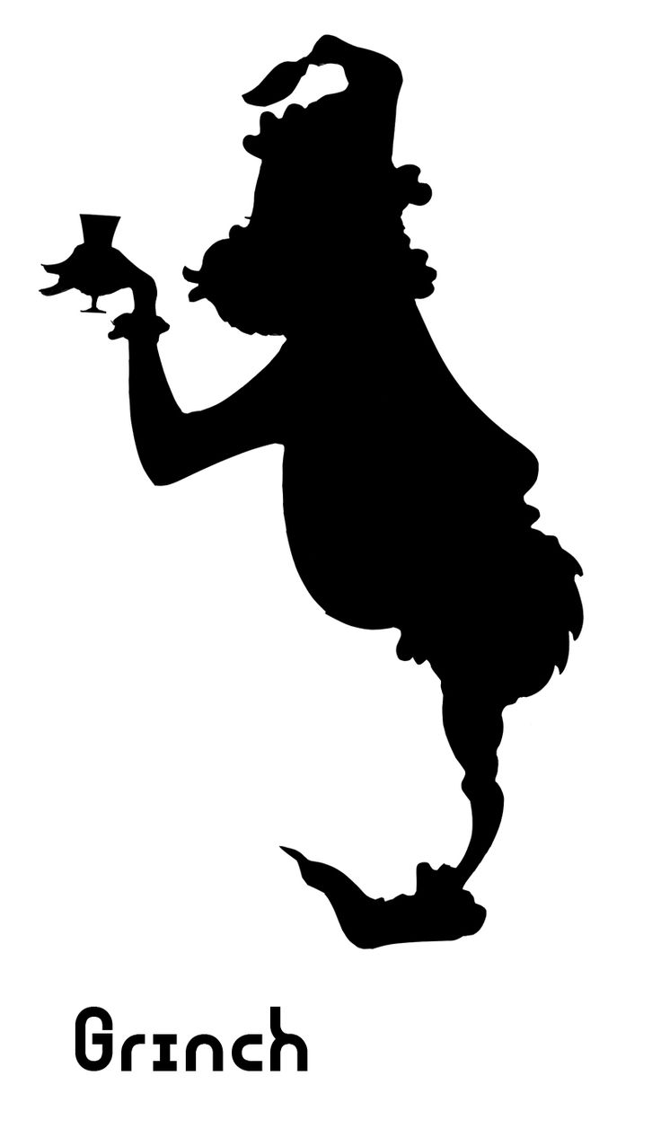 Christmas Silhouettes Svgs Graphics on Best Dr Seuss Images On Pinterest In Break Videos