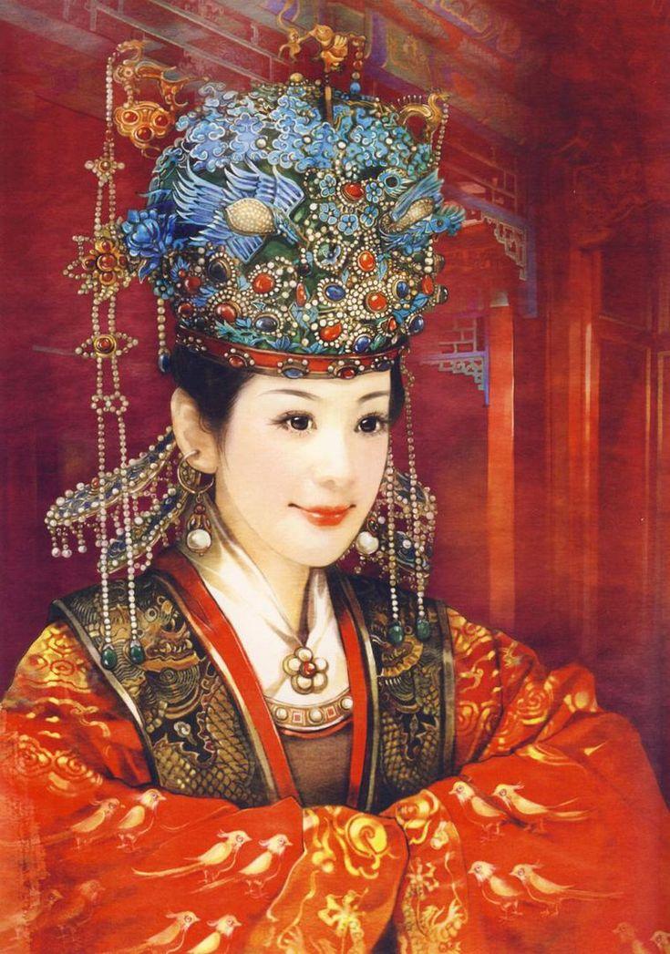 Классическая китайская живопись от Der jen - Ярмарка Мастеров - ручная работа, handmade