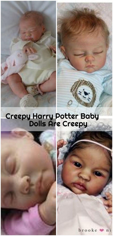 Creepy Harry Potter Baby Dolls Are Creepy   Harry potter ...
