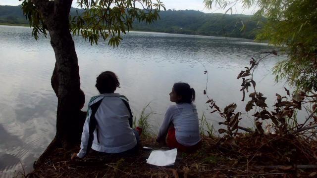 IV Campamento Ecológico Valle del Río Cimitarra. Ciénaga. Humedales. ACVC. PAz. Futuro.