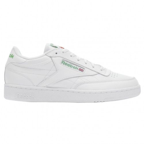 reebok club c tennis shoes wide