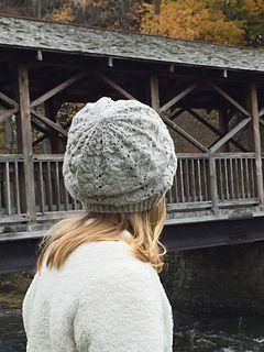 Adiantum Hat in Mountain Meadow Wool Cody