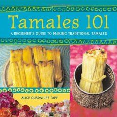 Recipe for a red chili sauce suitable for use in tamales. Vegetarian.