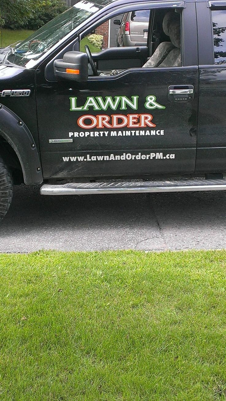 Lawn care advertising ideas - 36 Names That Could Not Be Any More Perfect