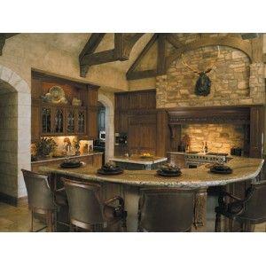 Luxury Kitchen, Ovation Cabinetry