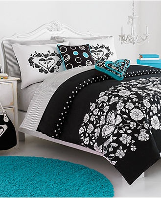 Roxy Bedding, Alexis Comforter Sets - Bedding Collections ...