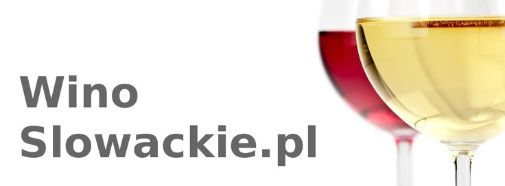 On wine from Slovakia in Polish
