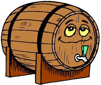 Barril, cerveza clip art. | Cerveza todo lo relacionado ...