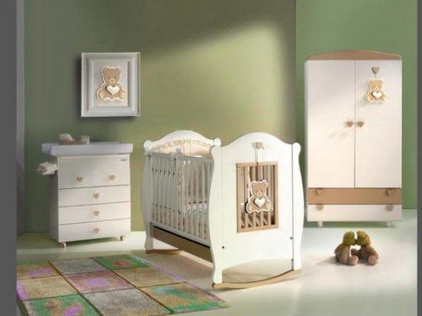 Cameră bebeluşi Baby-Italia, bun gust desavarsit - Babycomfort