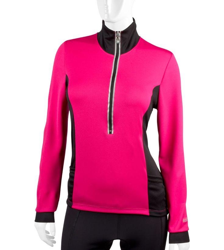womens biking shirts reflective - Google Search
