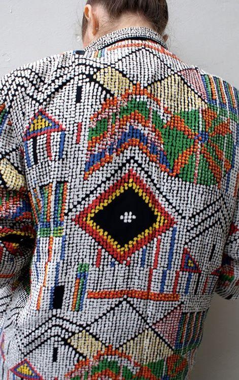 Prints and Patterns #PeruvianConnection