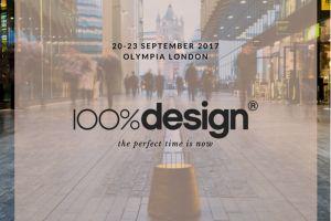 Migaloo Home na Londyńskich targach 100%design !
