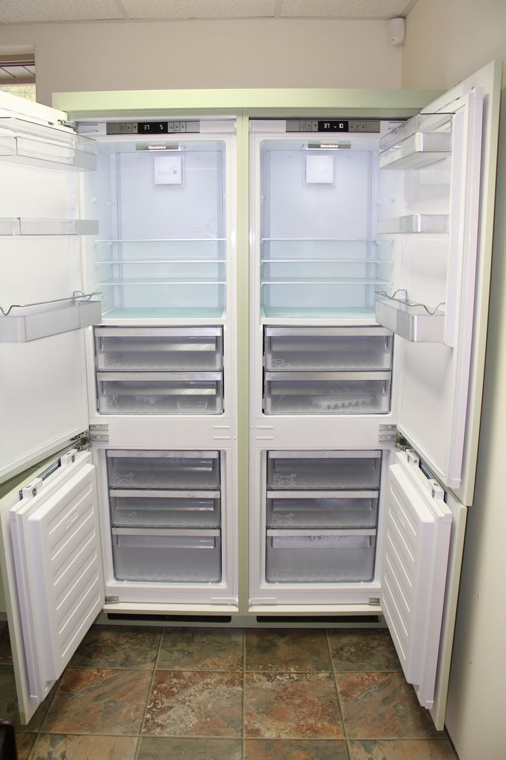 Fully Integrated Fridge And Freezer From Blomberg