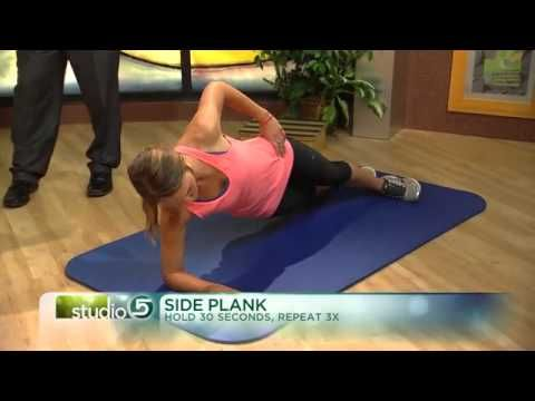 Best Exercises For Runners – How To Train Your Core For Your Next Race | Tone and Tighten