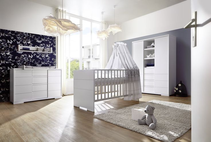 Maxx White Kinderzimmer von Schardt Dekor Kinderzimmer Pinterest - pinolino babyzimmer design