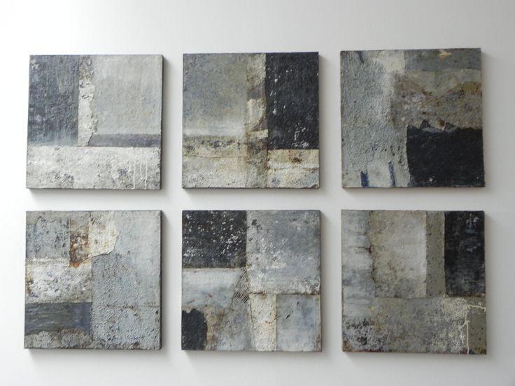 Malerier af Britta Hellesøe
