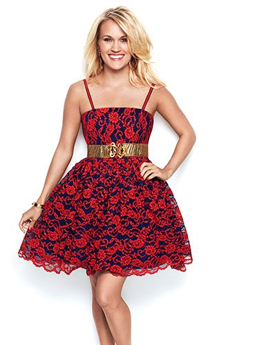 Carrie Underwood Interview - Carrie Underwood on Health and Marriage - Redbook